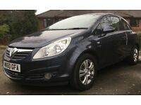 Vauxhall Corsa Energy, 1 owner from new, FSH. £4200 ono