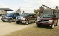 Used Truck Leasing / Financing - Alberta Wide