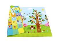 Babycare Playmat (185 cm x 125cm x 1.1cm)
