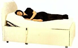 Electrically Articulated Single Bed