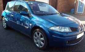 !!!!! Renault Megane 1.9Dci 130 BHP Non FAP FOR SALE!!!!!