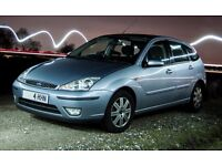 CHEAP TO INSURE Focus 1.8 TDCI 115bhp : Timing belt, Drive Belt and freshly serviced. Pirelli tires