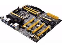 ASRock Z87 OC Formula/ac LGA 1150 Intel Z87 HDMI SATA 6Gb/s USB 3.0 Extended ATX Intel Motherboard