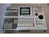 Zoom MRS-1266 MultiTrak CD digital Recording Studio.