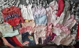 38pc baby girl bundle