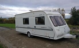 2002 Compass Omega 524 4 Berth Air Condition and Motor Mover
