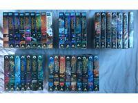 Star Trek Voyage VHS Collection