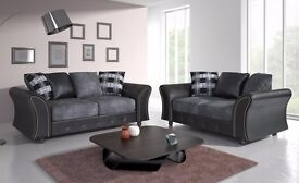 NEW OAKLAND SOFA SET 3+2 FREE DELIVERY £499 , same one sold at dfs for £1200