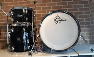 "Batterie neuve Gretsch Renown Drums Maple Shell Kit 12-14ft-18""bd"