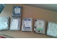 Hard drives 6 of