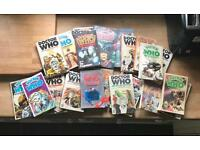 Doctor Who 30 Book collection