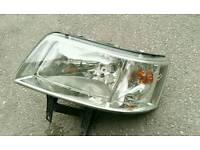 Vw transporter T5 pre face-lift n/s headlight