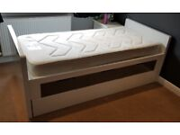 DWELL BUDDY SINGLE BED - includes guest bed below. 2 beds available (price/bed)
