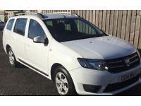 Dacia logan MCV for sale zero road tax