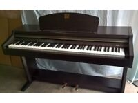 Yamaha Clavinova Digital Piano CLP 920, All working. Weighted Keys with 88 note Graded Hammer Action