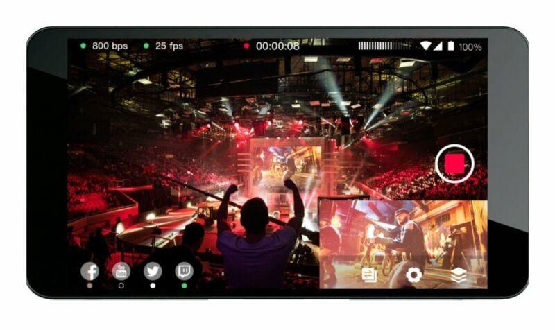 YoloLiv YOLOBOX-RST-03 YoloBox Portable Live Streaming Studio