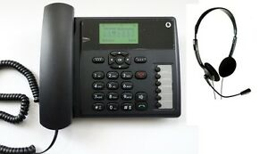 FP615H-NEO-3100-GSM-3G-WIRELESS-DESKTOP-OFFICE-HOME-MOBILE-CALL-CENTRE-PHONE-SIM