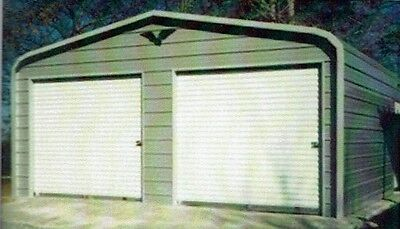 24x31 STEEL Garage, Storage Building, Carport   FREE DEL. & INSTALLATION!