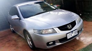 2004 HONDA ACCORD EURO** REGO + RWC Roxburgh Park Hume Area Preview