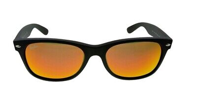 New Authentic Ray Ban Wayfarer Flash Sunglasses RB2132 (Cheap Authentic Ray Bans)