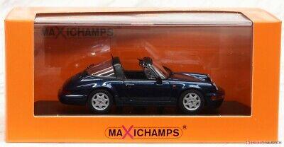 Maxi Champs 1/43 Porsche 911 Targa (964) 1991 Green Metallic