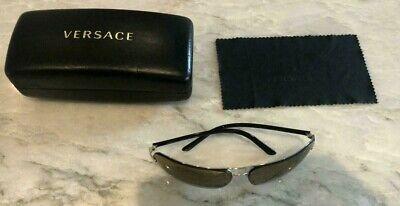 Versace Aviator Sunglasses Model 2117
