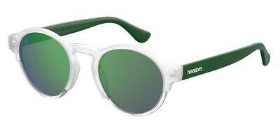 Occhiali da sole Sunglasses HAVAIANAS CARAIVA 900 Z9 CRISTAL VERDE GAFAS DE...