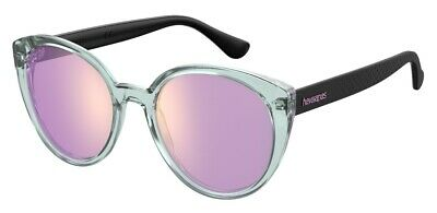 Occhiali da sole Sunglasses HAVAIANAS MILAGRES 5BC 13 CRISTAL ROSA GAFAS DE...