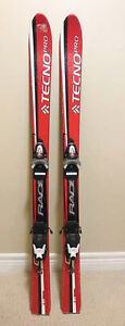 Child Skis 120cm with Bindings