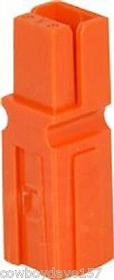 Anderson Powerpole Orange Housing 10 Pack Power Pole 1327g17 10 Housings Sermos