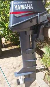 Yamaha 8 HP Outboard Motor, 2 Stroke North Haven Port Adelaide Area Preview