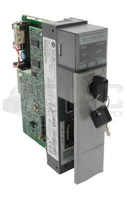 Allen Bradley 1747-l552 Ser. D Slc 500 505 Controller