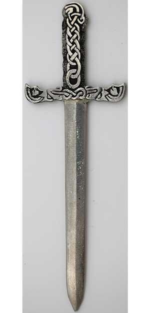Celtic Knotwork Ceremonial Athame or Letter Opener!