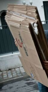 Vends cartons demenagement usagés
