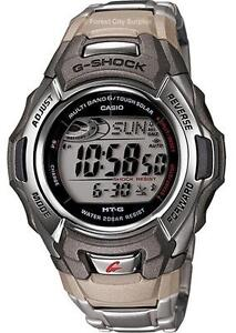 NEW CASIO G-SHOCK MTGM9000DA WATCH - ACCURATE TO THE SECOND SYNC WITH US ATOMIC TIME SIGNAL