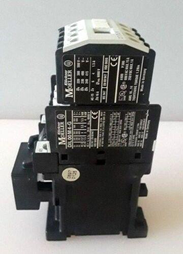 Klockner Moeller Starter with Contactor 24V DC DIL00M4-G