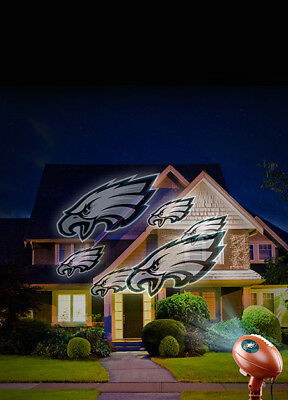 Philadelphia Eagles House (Philadelphia Eagles NFL House Projection Light Indoor/Outdoor Use FREE SHIP! )