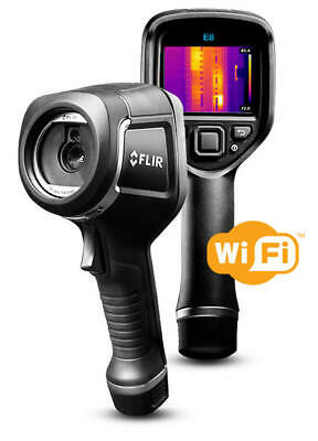 Flir E8xt-refurb - Infrared Camera With Extended Temperature Range Refurbished