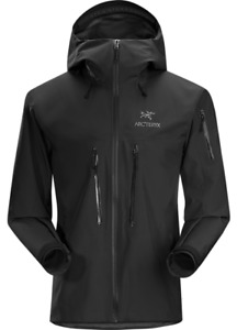 Arcteryx Alpha SV Jacket - Black - Men's Medium