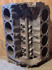 Chevrolet 350 CID Bare Block Core. 1970 – 1979 # 3970010 4 bolt main STD bore
