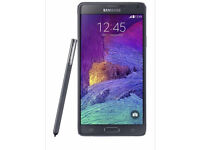 "Brand New Samsung Galaxy Note 4 5.7"" SM-N910F Black 32GB LTE UNLOCKED !!!"