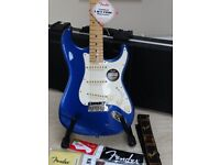 NEW Fender Stratocaster American Standard with Custom Shop Pickups
