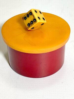 Small Bakelite Box
