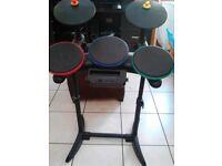 Drums for Nintendo Wii Guitar Hero