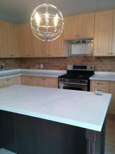 HIGH QUARTZ & GRANITE COUNTERTOPS ON SALES, FREE SINK!