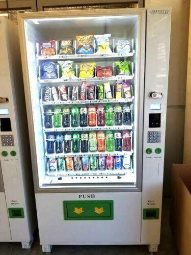 Combo Vending Machine 1 Year Warranty BRAND NEW