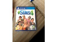 sims 4 ps4 game