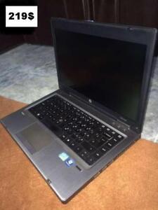 Plusieurs laptop Dell, HP, Lenovo, à partir de 169$+tx