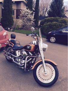 Wow Harley Touring 4 500 km