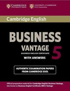 Cambridge English Business 5 Vantage Student&#039;s Book with Answers von Cambridge … - <span itemprop='availableAtOrFrom'>51067, Österreich</span> - Cambridge English Business 5 Vantage Student&#039;s Book with Answers von Cambridge … - 51067, Österreich